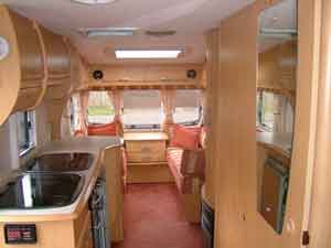 Great Package Price 2003 Bailey Senator Montana 5 Berth