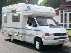 1995 Volkswagen Compass Calypso Motorhome For Sale