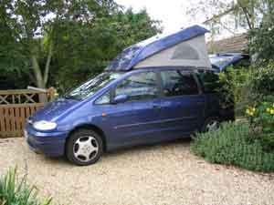 Ford Galaxy Camper Conversion >> Anyone owned a Sharan VR6? - VW Forum - VZi, Europe's largest VW, community and sales